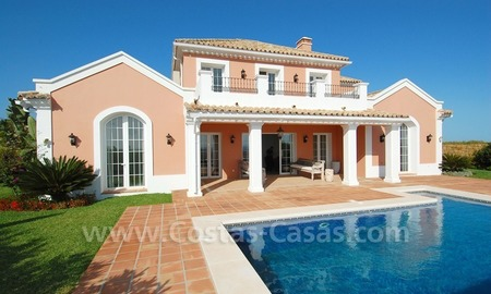 New villa for sale in gated community - Marbella - Benahavis 3