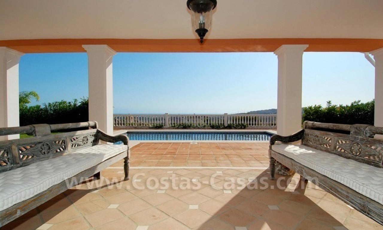 New villa for sale in gated community - Marbella - Benahavis 6