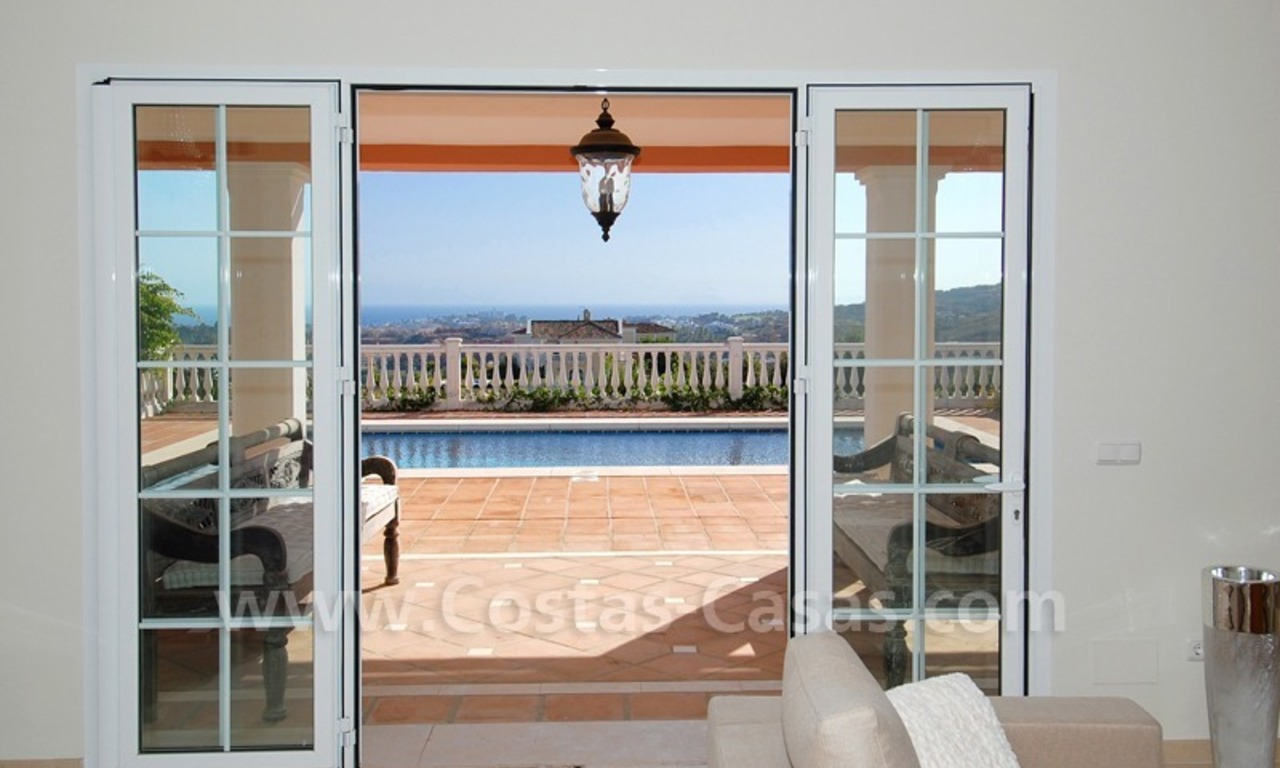 New villa for sale in gated community - Marbella - Benahavis 10