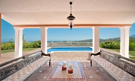New villa for sale in gated community - Marbella - Benahavis 9