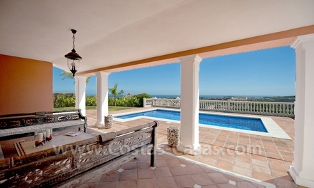 New villa for sale in gated community - Marbella - Benahavis 8