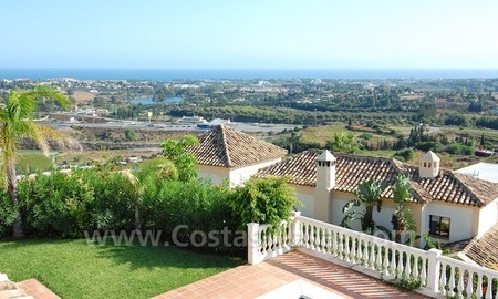 New villa for sale in gated community - Marbella - Benahavis 27