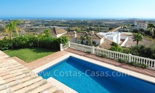 New villa for sale in gated community - Marbella - Benahavis 26