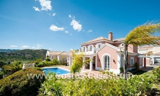 New villa for sale in gated community - Marbella - Benahavis 0