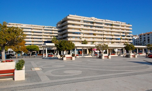 Apartment for sale in central Puerto Banus – Marbella