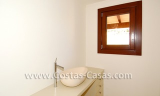 Cozy luxury villa to buy in a gated resort, Benahavis – Estepona - Marbella 17