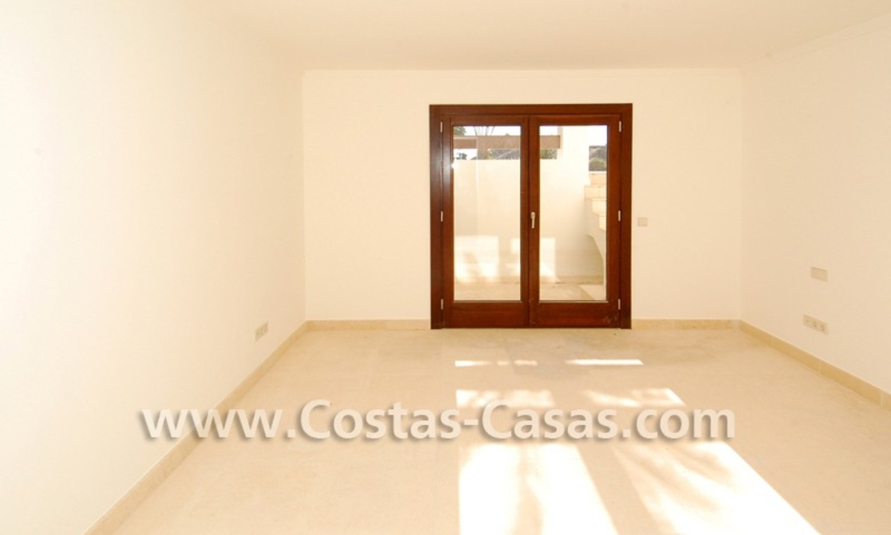 Cozy luxury villa to buy in a gated resort, Benahavis – Estepona - Marbella 12