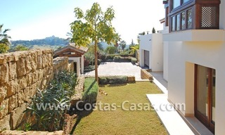 Cozy luxury villa to buy in a gated resort, Benahavis – Estepona - Marbella 4