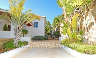 Cozy luxury villa to buy in a gated resort, Benahavis – Estepona - Marbella 6