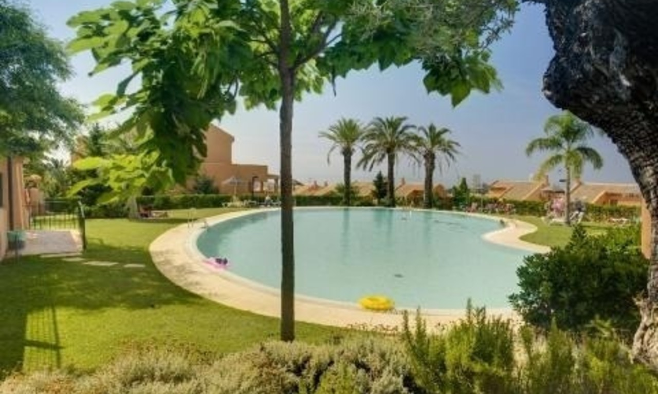 Bargain new apartments for sale in Marbella east 9
