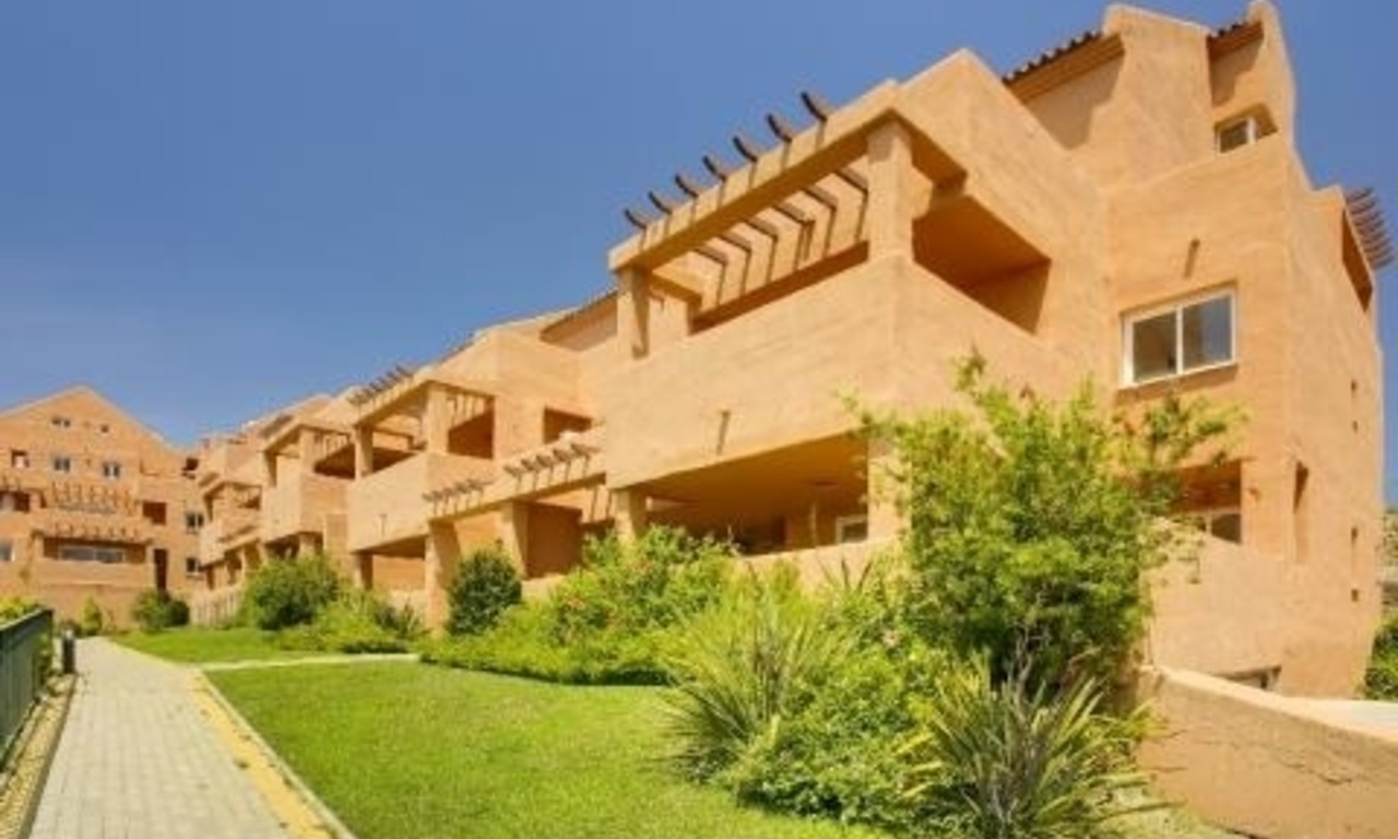 Bargain new apartments for sale in Marbella east 7