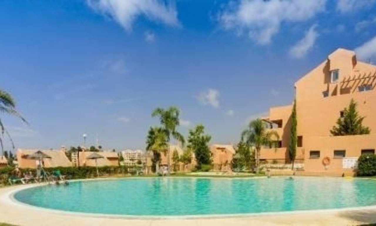 Bargain new apartments for sale in Marbella east 8
