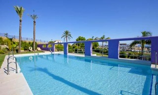 Bargain new golf apartments for sale between Marbella and Estepona 3