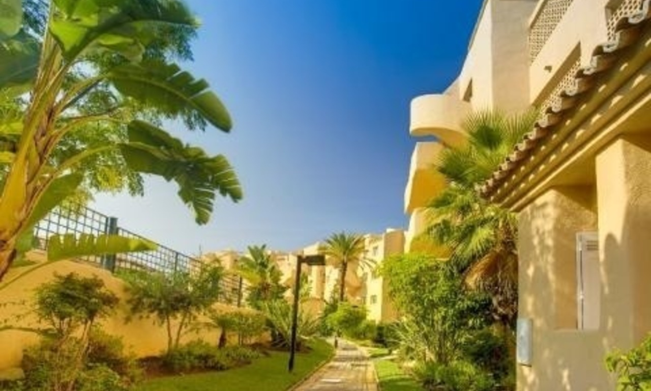 Bargain new apartments to buy in Marbella east 6