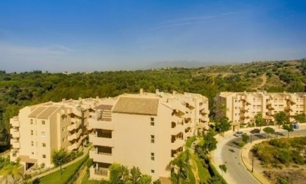 Bargain new apartments to buy in Marbella east 20