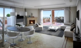 Luxury apartments and penthouses for sale in Nueva Andalucia, Marbella 9