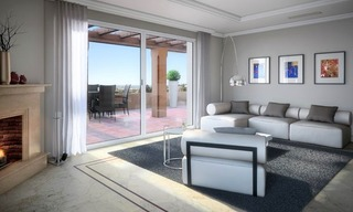 Luxury apartments and penthouses for sale in Nueva Andalucia, Marbella 8