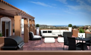 Luxury apartments and penthouses for sale in Nueva Andalucia, Marbella 5
