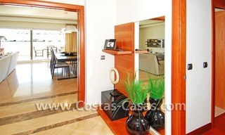 Spacious luxury beachside apartment for sale in Nueva Andalucía nearby Puerto Banus in Marbella 4