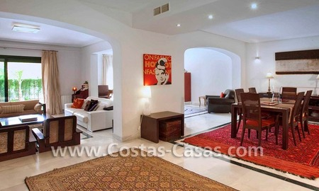 Cozy and trendy townhouse to buy on the Golden Mile in Marbella 9