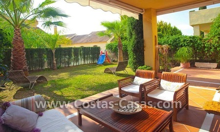 Cozy and trendy townhouse to buy on the Golden Mile in Marbella 8