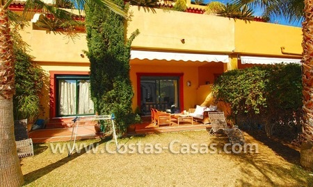 Cozy and trendy townhouse to buy on the Golden Mile in Marbella 7