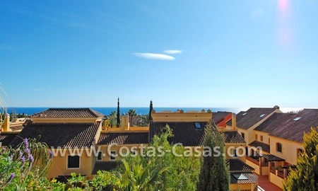 Cozy and trendy townhouse to buy on the Golden Mile in Marbella 5