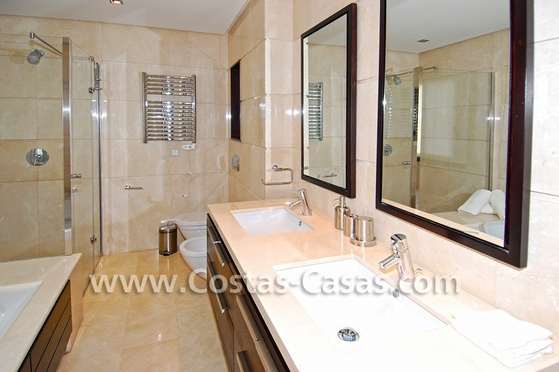 Bargain! Luxury golf apartment for sale in Nueva Andalucia – Marbella 12