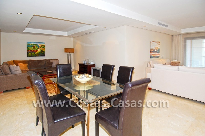 Bargain! Luxury golf apartment for sale in Nueva Andalucia – Marbella 7