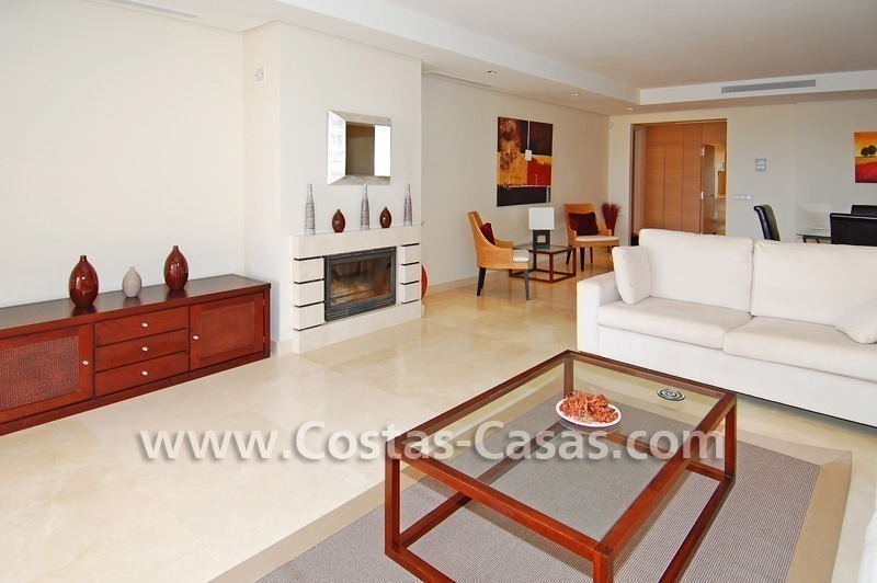 Bargain! Luxury golf apartment for sale in Nueva Andalucia – Marbella 3