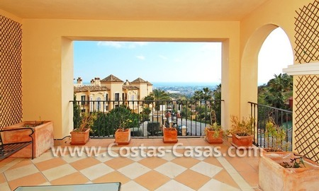 Bargain! Luxury golf apartment for sale in Nueva Andalucia – Marbella