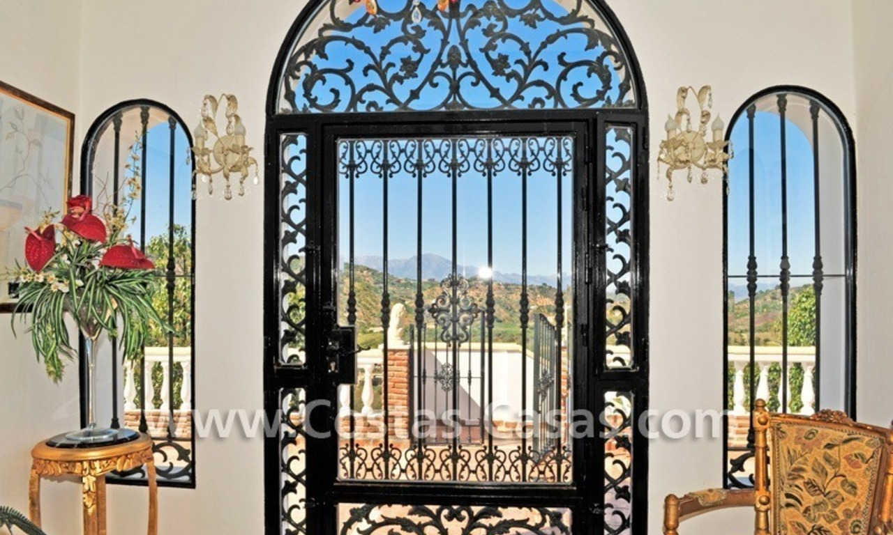 Villa – Finca - Country property for sale in Monda on the Costa del Sol, Andalusia, Southern Spain 14