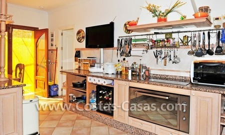 Villa – Finca - Country property for sale in Monda on the Costa del Sol, Andalusia, Southern Spain 20