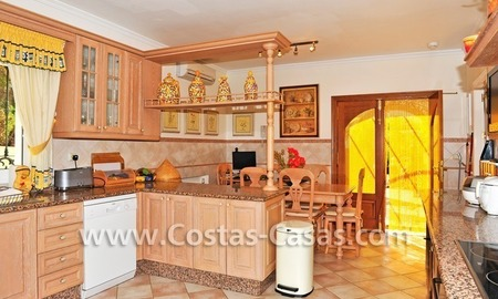 Villa – Finca - Country property for sale in Monda on the Costa del Sol, Andalusia, Southern Spain 19