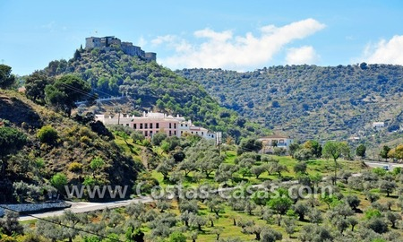 Villa – Finca - Country property for sale in Monda on the Costa del Sol, Andalusia, Southern Spain 7