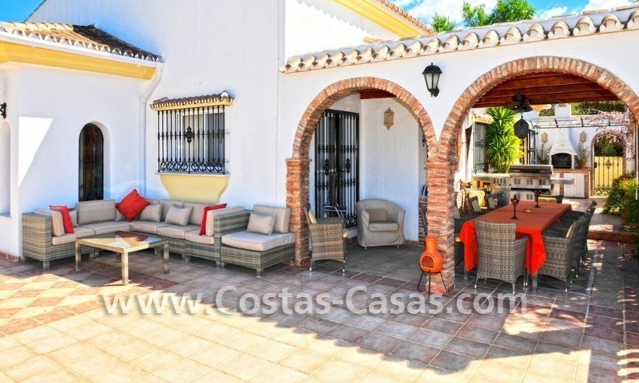 Villa – Finca - Country property for sale in Monda on the Costa del Sol, Andalusia, Southern Spain 11