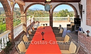 Villa – Finca - Country property for sale in Monda on the Costa del Sol, Andalusia, Southern Spain 5