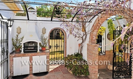 Villa – Finca - Country property for sale in Monda on the Costa del Sol, Andalusia, Southern Spain 3