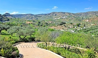 Villa – Finca - Country property for sale in Monda on the Costa del Sol, Andalusia, Southern Spain 8