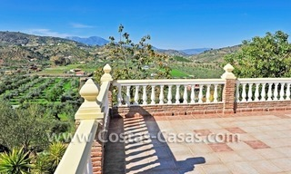 Villa – Finca - Country property for sale in Monda on the Costa del Sol, Andalusia, Southern Spain 6
