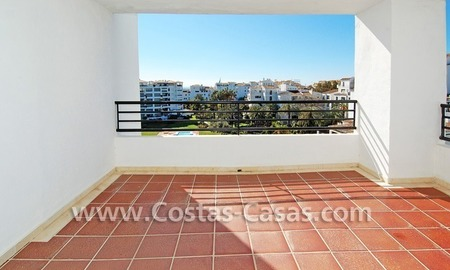 Double penthouse apartment to buy in central Puerto Banus, Marbella 7