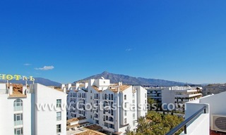 Double penthouse apartment to buy in central Puerto Banus, Marbella 5