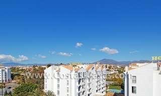 Double penthouse apartment to buy in central Puerto Banus, Marbella 6