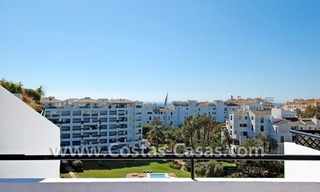 Double penthouse apartment to buy in central Puerto Banus, Marbella 3
