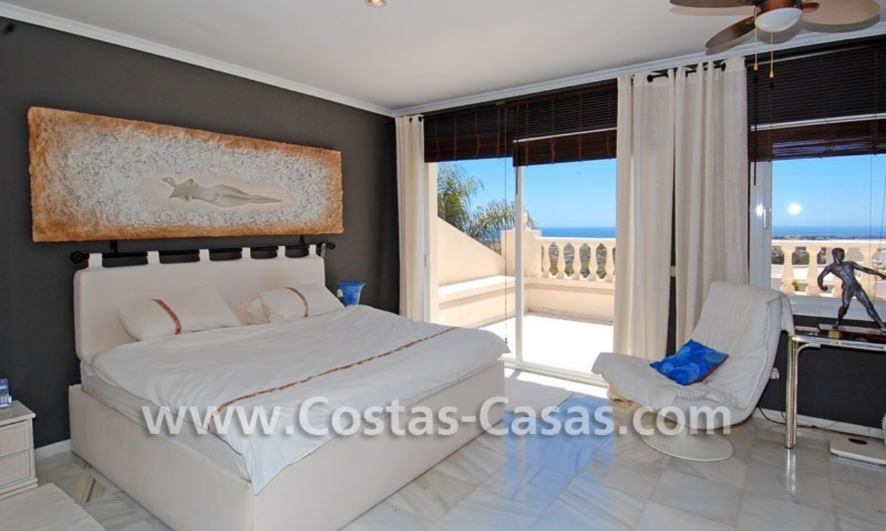 Golf villa to buy in an up-market area of Nueva Andalucia – Marbella 20