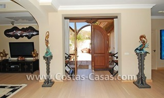 Golf villa to buy in an up-market area of Nueva Andalucia – Marbella 8