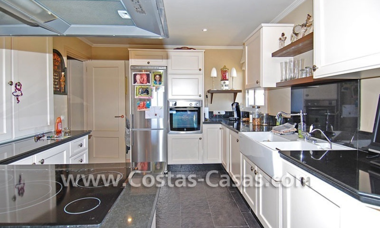 Golf villa to buy in an up-market area of Nueva Andalucia – Marbella 15