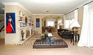 Golf villa to buy in an up-market area of Nueva Andalucia – Marbella 10