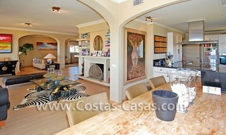 Golf villa to buy in an up-market area of Nueva Andalucia – Marbella 12