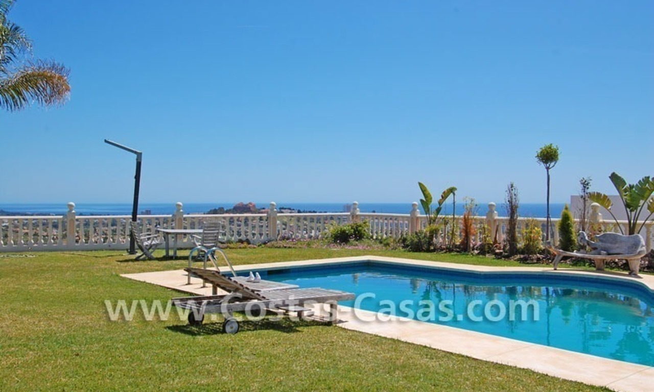 Golf villa to buy in an up-market area of Nueva Andalucia – Marbella 2